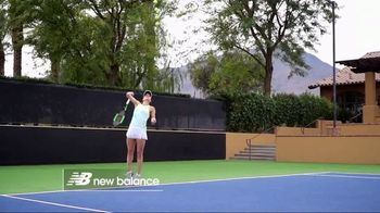 Tennis Warehouse TV Spot, 'New Balance + Nicole Gibbs' - Thumbnail 3