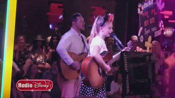 Radio Disney App TV Spot, 'Insider: Disney Cruise Line' Feat. Tegan Marie