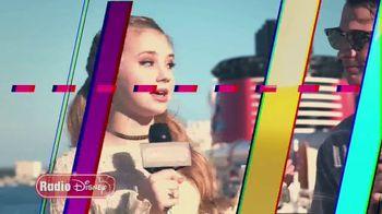 Radio Disney App TV Spot, 'Insider: Disney Cruise Line' Feat. Tegan Marie - Thumbnail 5