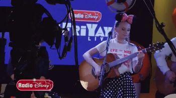 Radio Disney App TV Spot, 'Insider: Disney Cruise Line' Feat. Tegan Marie - Thumbnail 8