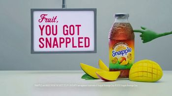 Snapple Takes 2 to Mango Tea TV Spot, 'Phil in a Bottle' - Thumbnail 10