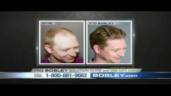 Bosley TV Spot, 'Today's Bosley: Grant' - Thumbnail 9