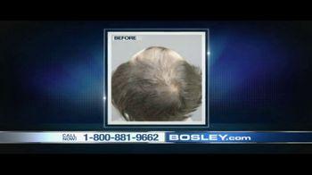 Bosley TV Spot, 'Today's Bosley: Grant' - Thumbnail 1