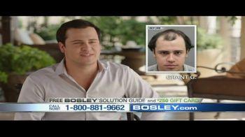 Bosley TV Spot, 'Today's Bosley: Grant' - Thumbnail 3