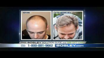 Bosley TV Spot, 'Today's Bosley: Grant' - Thumbnail 7