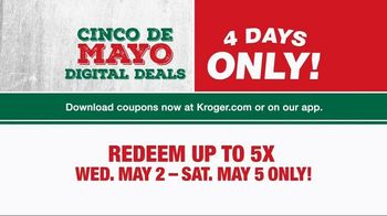The Kroger Company Cinco de Mayo Digital Sale TV Spot, 'Avocados' - Thumbnail 8
