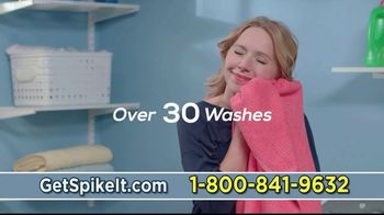 Spike It! TV Spot, 'Odor and Stain Free' - 5 commercial airings