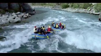 Coors Light TV Spot, 'Whitewater' Song by Oh The Larceny