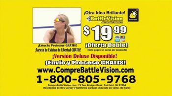 Atomic Beam BattleVision TV Spot, 'Visión clara' con Hunter Ellis [Spanish] - Thumbnail 9