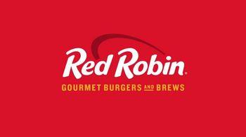 Red Robin Cowboy Ranch Tavern Double TV Spot, 'Dunk' - Thumbnail 1