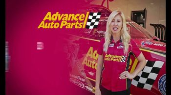 E3 Spark Plugs TV Spot, 'Advance Auto Parts Car' Featuring Courtney Force - Thumbnail 7