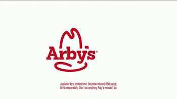 Arby's Bourbon BBQ Sandwiches TV Spot, 'Hole in the Wall' - Thumbnail 9