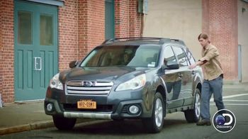 Subaru TV Spot, 'Discovery Channel: Brooklyn Grange' [T1] - Thumbnail 8