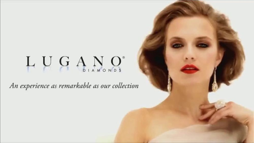 58127e0b1db Lugano Diamonds TV Commercial