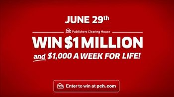 Publishers Clearing House TV Spot, 'June 29: Win It All' - Thumbnail 9