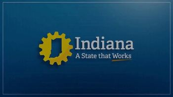 Indiana Economic Development Corporation TV Spot, 'A State That Works' - Thumbnail 1