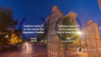 Indiana Economic Development Corporation TV Spot, 'A State That Works' - Thumbnail 8
