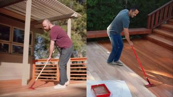 BEHR Paint TV Spot, 'Two Stains, Four Seasons'