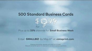 Vistaprint TV Spot, 'Multi Phase I Small Biz Week' - Thumbnail 9