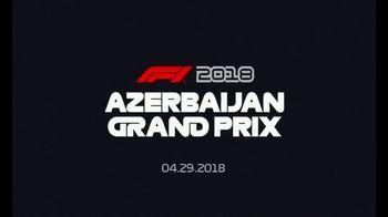 Formula One TV Spot, '2018 Azerbaijan Grand Prix' - Thumbnail 8