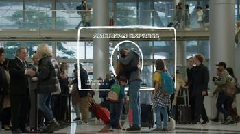 American Express TV Spot, 'Live Life' Song by Calum Scott