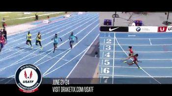 USA Track & Field, Inc. TV Spot, '2018 Outdoor Championships' - Thumbnail 2