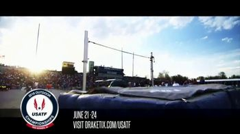 USA Track & Field, Inc. TV Spot, '2018 Outdoor Championships' - Thumbnail 3