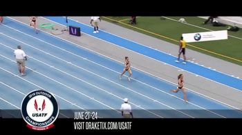 USA Track & Field, Inc. TV Spot, '2018 Outdoor Championships' - Thumbnail 4