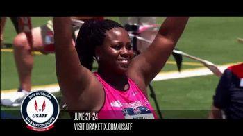 USA Track & Field, Inc. TV Spot, '2018 Outdoor Championships' - Thumbnail 7