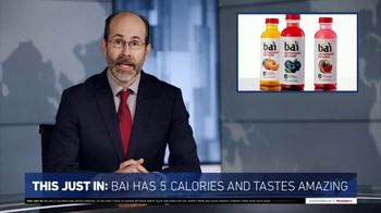 Bai TV Spot, 'This Just In' Featuring Justin Timberlake, Brian Huskey