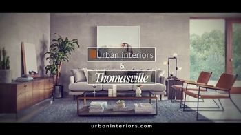 Urban Interiors & Thomasville One-Day-Only Warehouse Sale TV Spot, 'Early' - Thumbnail 1