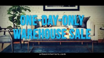 Urban Interiors & Thomasville One-Day-Only Warehouse Sale TV Spot, 'Early' - Thumbnail 2