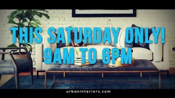 Urban Interiors & Thomasville One-Day-Only Warehouse Sale TV Spot, 'Early' - Thumbnail 3