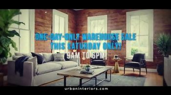 Urban Interiors & Thomasville One-Day-Only Warehouse Sale TV Spot, 'Early' - Thumbnail 8