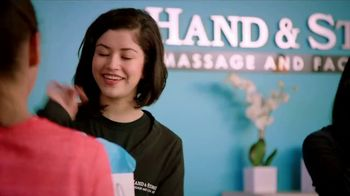 Hand and Stone TV Spot, 'Mother's Day: Brighten' Featuring Carli Lloyd - Thumbnail 4