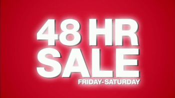 Macy's 48 Hour Sale TV Spot, 'Fine Jewelry, Sheet Sets and Air Fryers' - Thumbnail 1