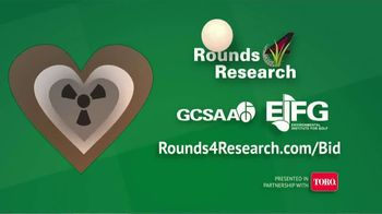 Environmental Institute of Golf TV Spot, 'Rounds 4 Research' - Thumbnail 9