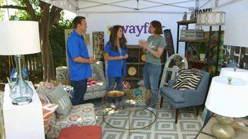 Wayfair TV Spot, 'Wayfair Tent 903 Clip 1' - Thumbnail 3