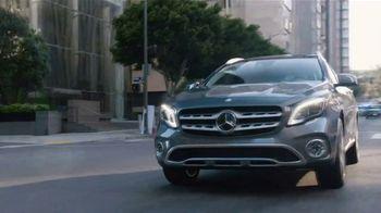 2018 Mercedes-Benz GLA TV Spot, 'Getaway' [T2] - Thumbnail 1
