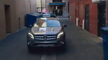 2018 Mercedes-Benz GLA TV Spot, 'Getaway' [T2] - Thumbnail 4