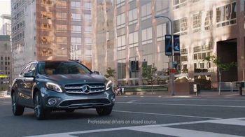 2018 Mercedes-Benz GLA TV Spot, 'Getaway' [T2] - Thumbnail 6