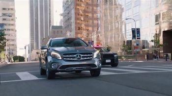 2018 Mercedes-Benz GLA TV Spot, 'Getaway' [T2] - Thumbnail 9
