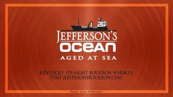 Jefferson's Ocean Aged at Sea Bourbon TV Spot, 'Ocearch' - Thumbnail 9