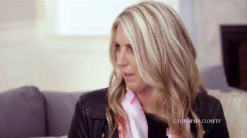 California Closets TV Spot, 'Nicole and Lisa' - Thumbnail 2