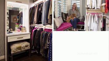 California Closets TV Spot, 'Nicole and Lisa' - Thumbnail 5