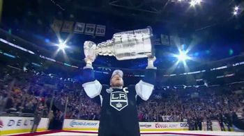 Hulu TV Spot, 'NHL Playoffs' Featuring Dustin Brown - 1 commercial airings