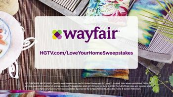 Wayfair TV Spot, 'HGTV 10 May' - Thumbnail 8