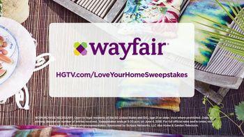 Wayfair TV Spot, 'HGTV 10 May' - Thumbnail 5