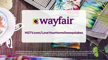Wayfair TV Spot, 'HGTV 10 May' - Thumbnail 6
