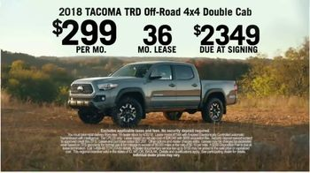 Toyota Tacoma TV Spot, 'All Terrain or Mall Terrain' - Thumbnail 9